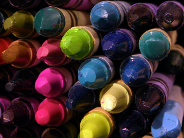 manufacturers must always look for ways to make their crayon production process more efficient