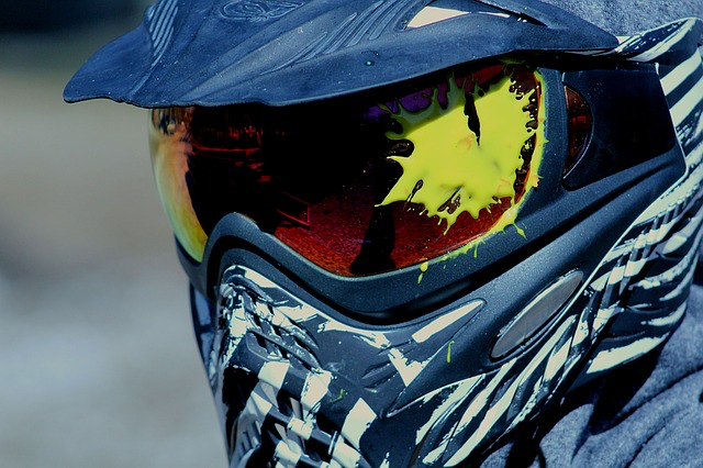 paintball color