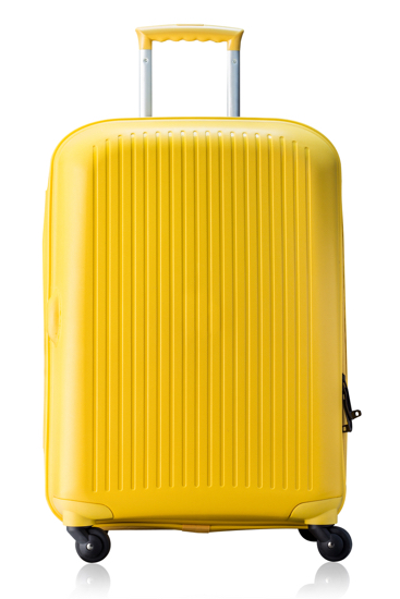 luggage color