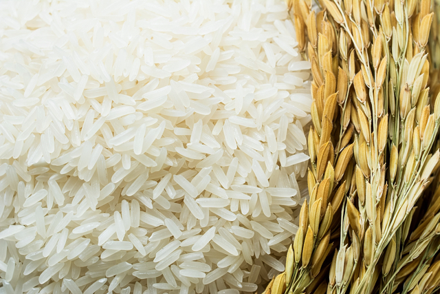 color quality rice