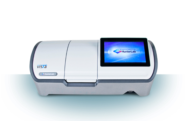 HunterLab smart spectrophotometer