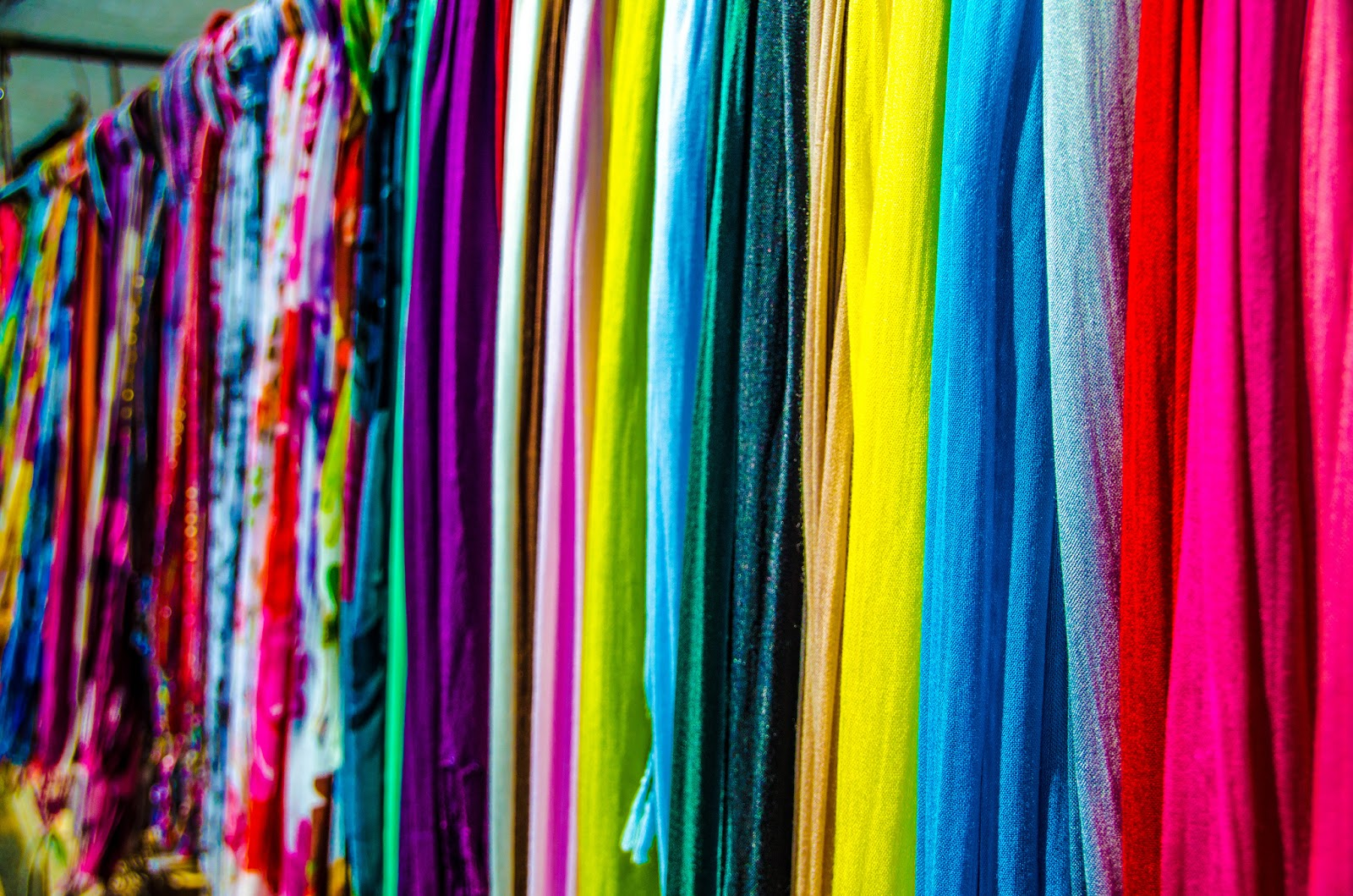 spectrophotometers help ensure quality control for garment manufacturers