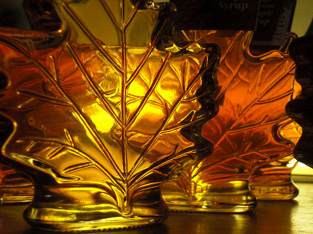 spectrophotometric color analysis is helpful for the maple syrup industry
